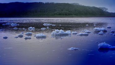 Fonte des glaces : un des problèmes urgents soulevés