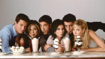 Fan de la série Friends ? Il existe maintenant une glace au goût de la série.