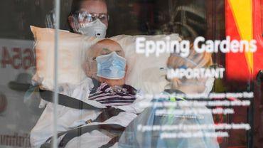 L'Australie a fait état jeudi de 723 nouveaux cas de coronavirus recensés en 24 heures.