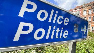 Course-poursuite à Soumagne : les suspects ont foncé en direction du véhicule de police