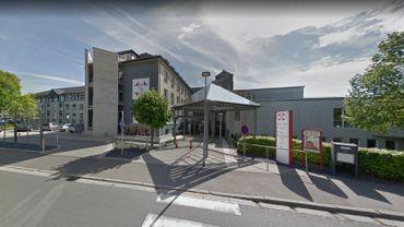 La Klinik St.Josef de Saint-Vith