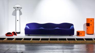 Le Musée bruxellois du Design: une exposition historique sur le design intérieur