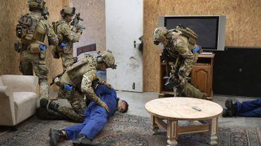 """""""Kamp Waes"""": la série flamande sur les forces spéciales pour stimuler le recrutement de soldats"""
