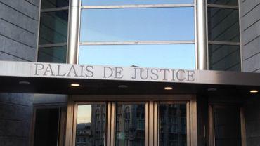 Liège: 22 ans de prison en appel pour Magali Herman (photo: Palais de Justice de Liège)