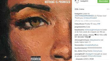 """Rihanna présente son nouveau single """"Nothing Is Promised"""""""