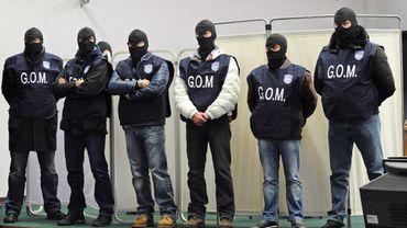 Italie: 46 arrestations lors d'une vaste opération contre Cosa Nostra