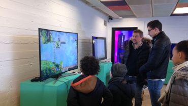 Les joueurs sont invités à découvrir des jeux venus du monde entier