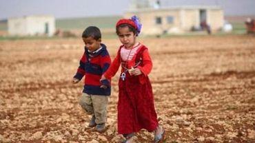 Conflit en Syrie - Une génération d'enfants perdus par les traumatismes de la guerre