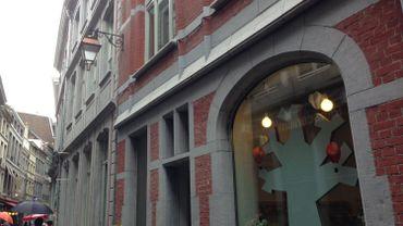 Rénovation urbaine rue Souverain-Pont à Liège