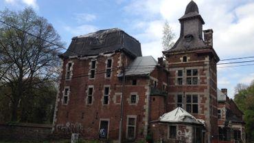 Cheratte: la ville de Visé voudrait rénover le château Sarolea