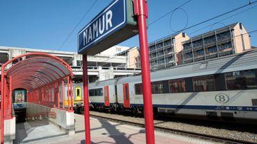 Dès le 13 décembre prochain, l'offre de train sera renforcée en province de Namur