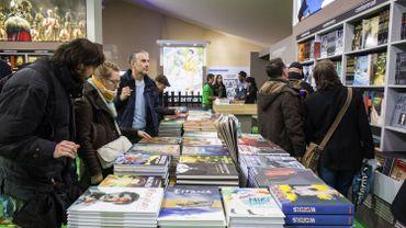 Les albums de bande dessinée en majorité pas rentables