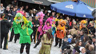 Le carnaval de La Roche