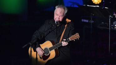 John Prine en concert à New York en 2019