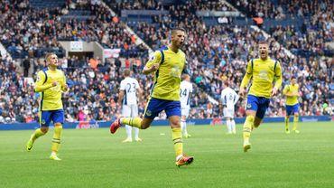 Mirallas buteur lors de 5 saisons de Premier League, comme Hazard et Dembélé