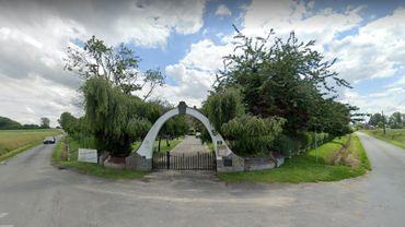 La ferme pédagogique du CARAH où les migrants ont été accueillis