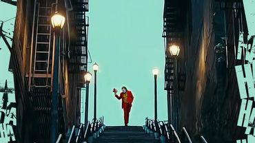 L'une des affiches du Joker