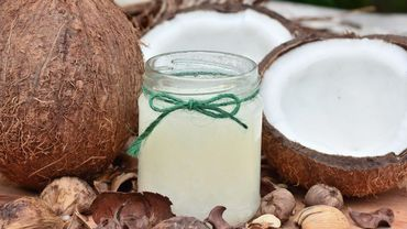 noix de coco, or blanc des tropiques