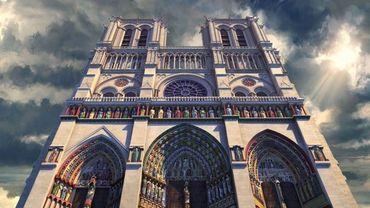 """Le temps d'une Histoire : """"Notre-Dame de Paris, l'Epreuve des siècles"""""""