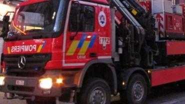 Lorsque les pompiers sont arrivés sur place, ils ont pu constater une fumée très importante, à l'origine sans doute du décès de la fillette.