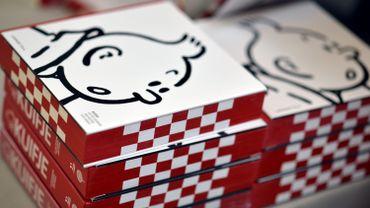 """Un album Tintin vendu à 24.800 euros chez """"Banque Dessinée"""""""