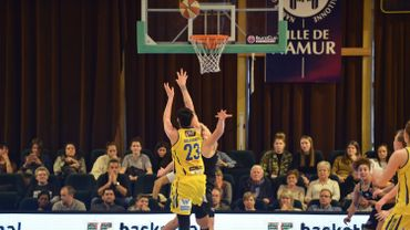 Castors Braine second demi-finaliste de la Coupe de Belgique