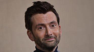 """David Tennant a récemment joué dans la série limitée """"Criminal"""" en septembre dernier."""