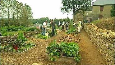 Le jardin durable du P'tit Loucet à Saint-Léger