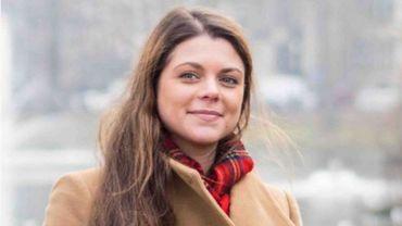 """Sophie Rauszer, candidate de """"La France insoumise"""""""