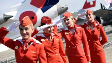 Mieux vaut être jeune et mince pour travailler chez Aeroflot