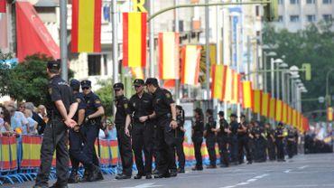 La police espagnole est la plus populaire au monde sur Internet