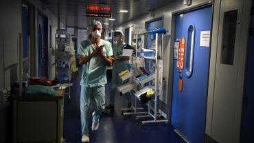 Coronavirus en Belgique: la pression diminue dans les hôpitaux bruxellois