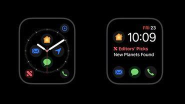 watchOS 5.1.1 : Apple corrige le bug et ajoute de nouvelles complications