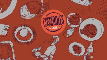 """""""Casseroles"""" : j'irai cuisiner chez vous"""
