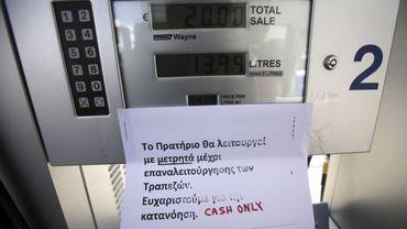 Chypre: les banques rouvrent jeudi, les retraits limités à 300 euros par jour
