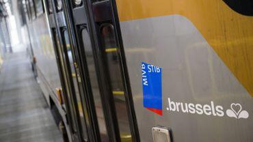 La STIB va réduire la fréquence de ses bus, trams et métros durant ce Week-end