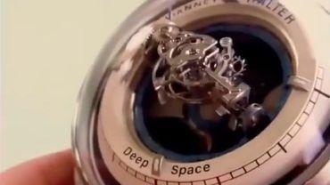 Une montre de l'hyper-espace...