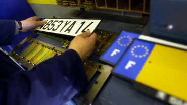 """A Tournai, le """"parking gratuit"""" pour les plaques françaises, c'est fini !"""