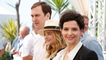 Juliette Binoche à Cannes
