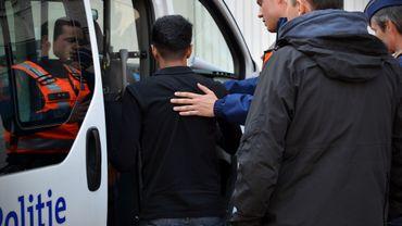Hicham C. est soupçonné d'être l'un des instigateurs de émeutes de Borgerhout