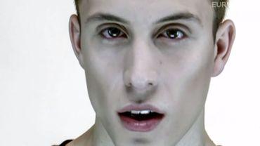 Eurovision: Loïc Nottet, finaliste de The Voice, représente la Belgique
