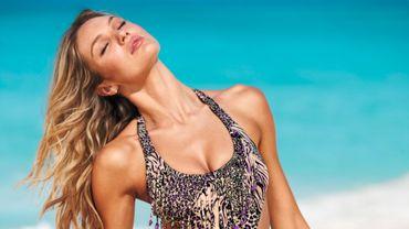 Une pièce de la collection swimwear de Victoria's Secret au printemps 2011