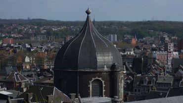 Sans doute le dôme le plus photographié de Liège