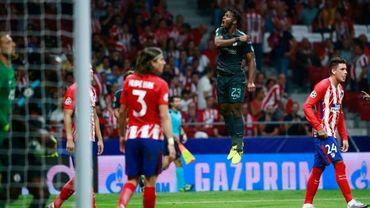 Batshuayi offre la victoire à Chelsea sur le fil contre l'Atletico de Carrasco