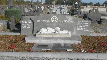 Ghlin rendra hommage ce matin à ces 11 enfants, près du monument qui leur est dédié au cimetière