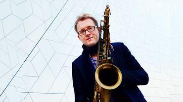 "Le saxophoniste Jasper Blom dans ""Jazz"""