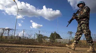 Soudan du Sud: le Kenya débute le retrait de ses Casques bleus