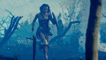 """""""Wonder Woman"""" a dépassé les 652 millions de dollars de recettes dans le monde."""