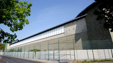 Vue de la prison de Jamioulx