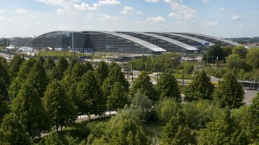 Le nouveau siège de l'OTAN à Evere occupe l'équivalent d'environ 35 terrains de football